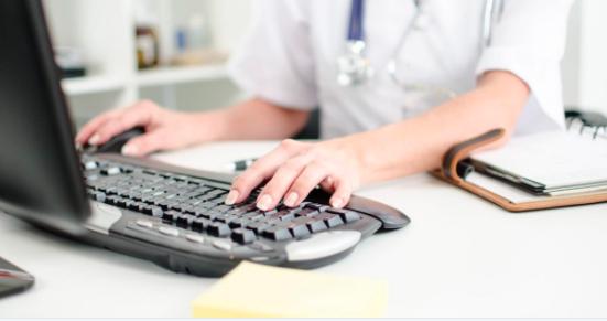 Sistema ThinkSoft - Módulo atención médica
