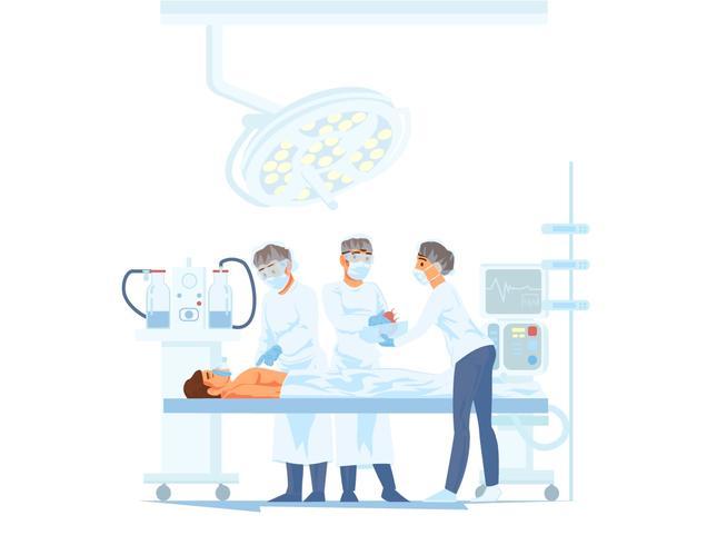Preingreso a Área Quirúrgica